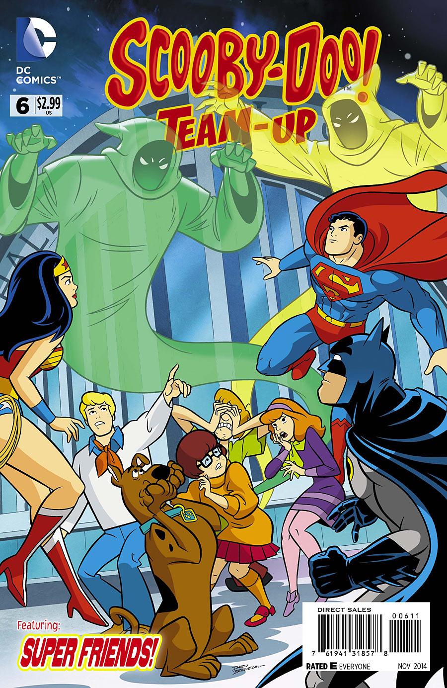 Scooby-Doo! Team-Up Vol 1 6