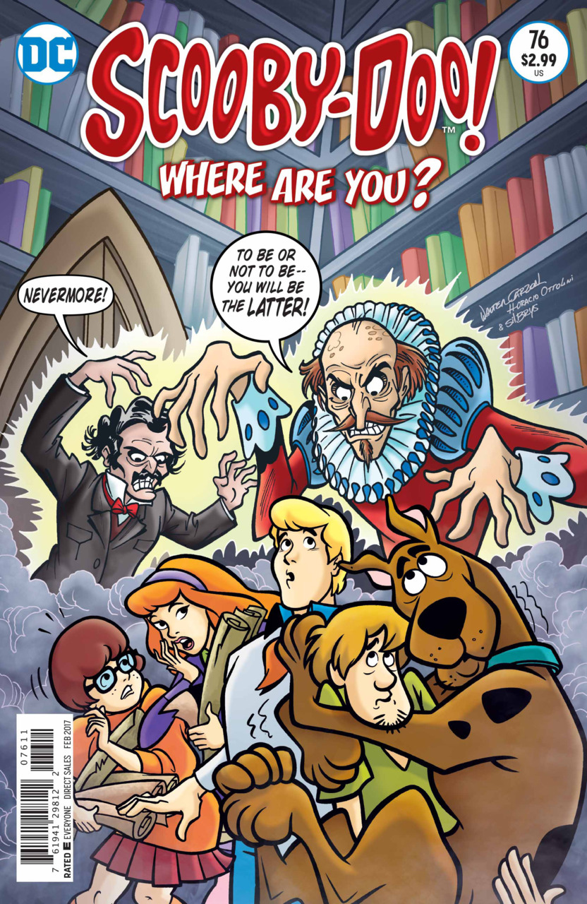 Scooby-Doo, Where Are You? Vol 1 76