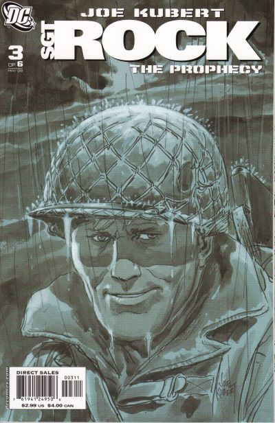 Sgt. Rock: The Prophecy Vol 1 3