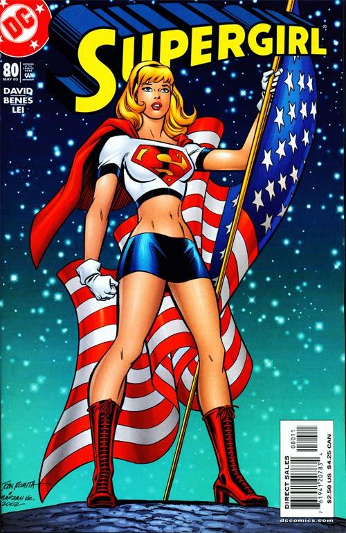 Supergirl Vol 4 80