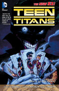 Teen Titans Death of the Family Collected