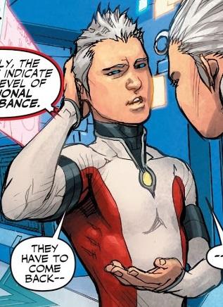 Terry Magnus (Justice League 3000)