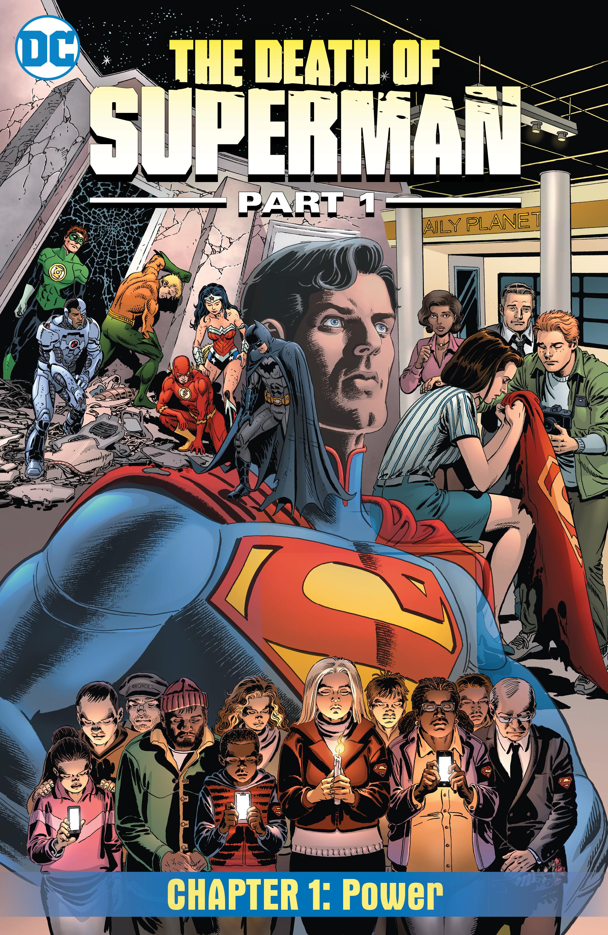 The Death of Superman: Part 1 Vol 1 (Digital)