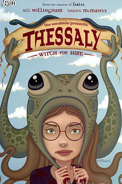 Thessaly: Witch for Hire Vol 1 1