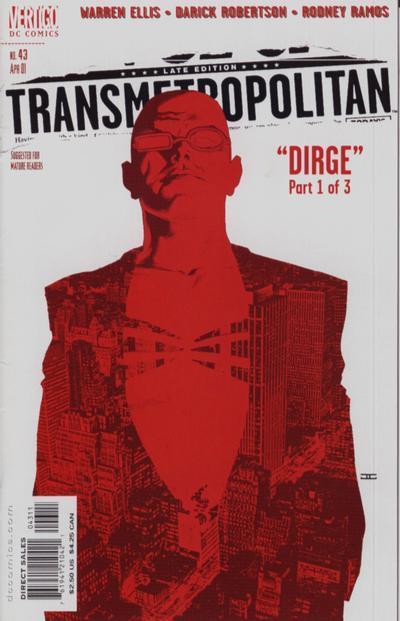 Transmetropolitan Vol 1 43