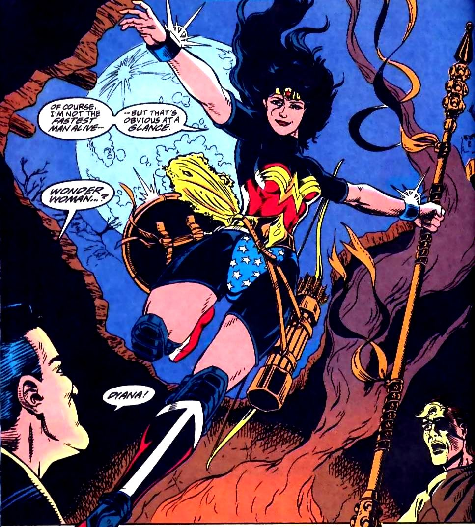 Diana of Themyscira (Super Seven)
