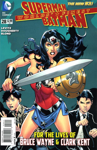 Worlds' Finest Vol 1 28