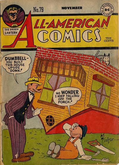 All-American Comics Vol 1 79