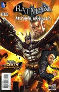 Batman Arkham Unhinged Vol 1 12