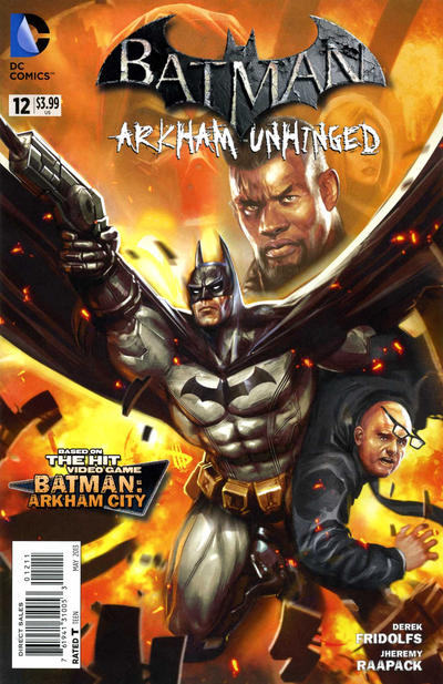 Batman: Arkham Unhinged Vol 1 12