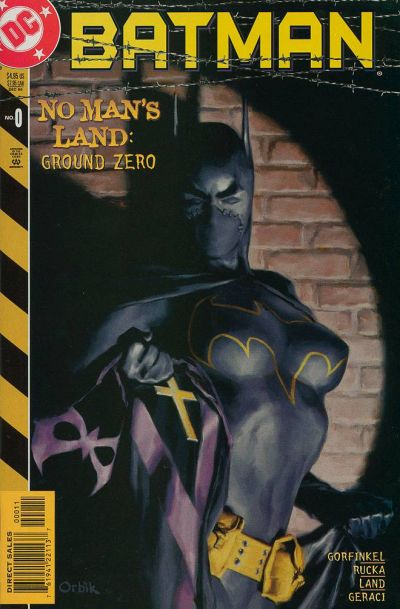 Batman: No Man's Land Vol 1 0