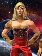 Cassandra Sandsmark DC Legends 0001