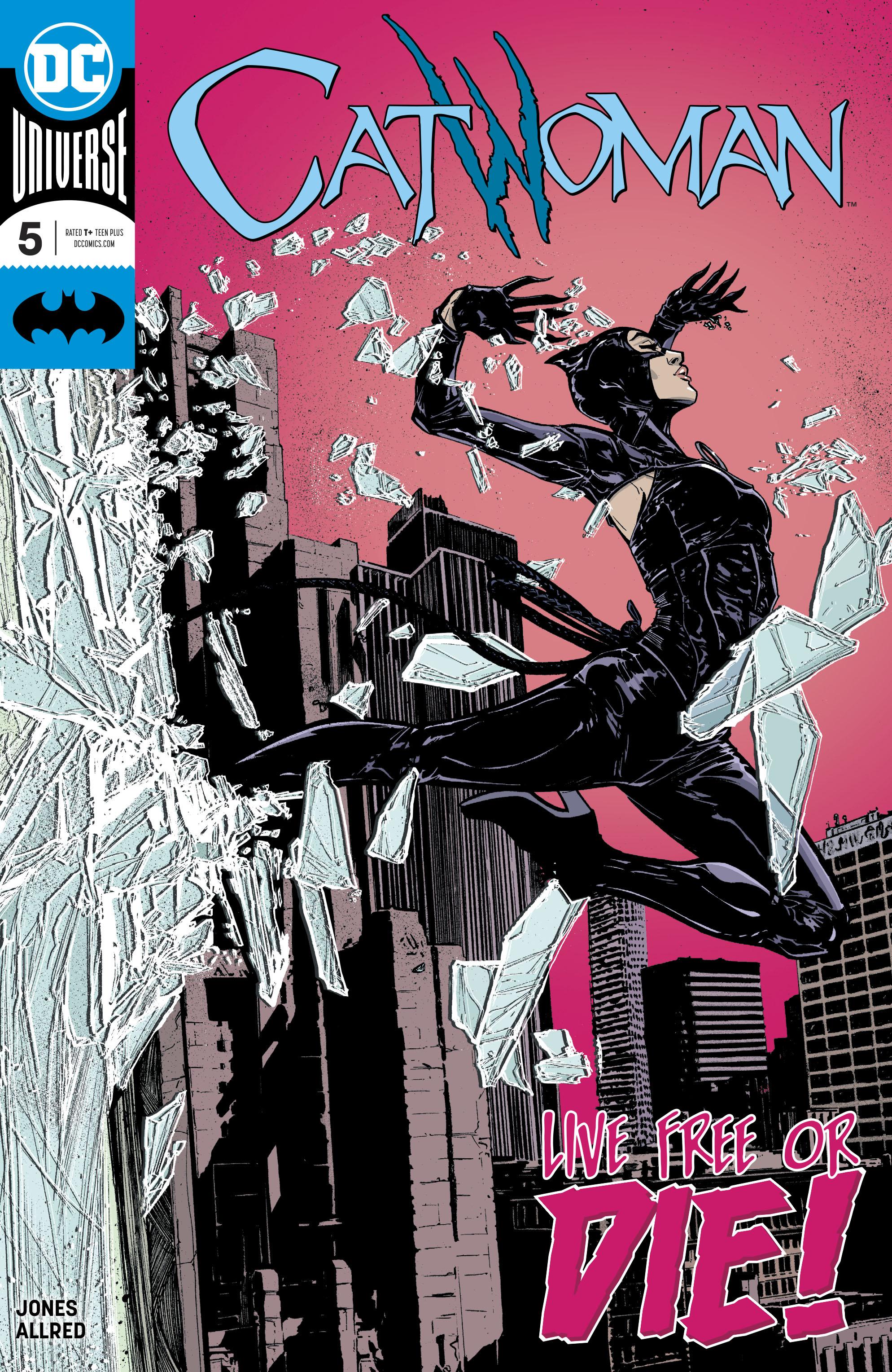 Catwoman Vol 5 5
