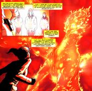 Flamebird the Goddess 001