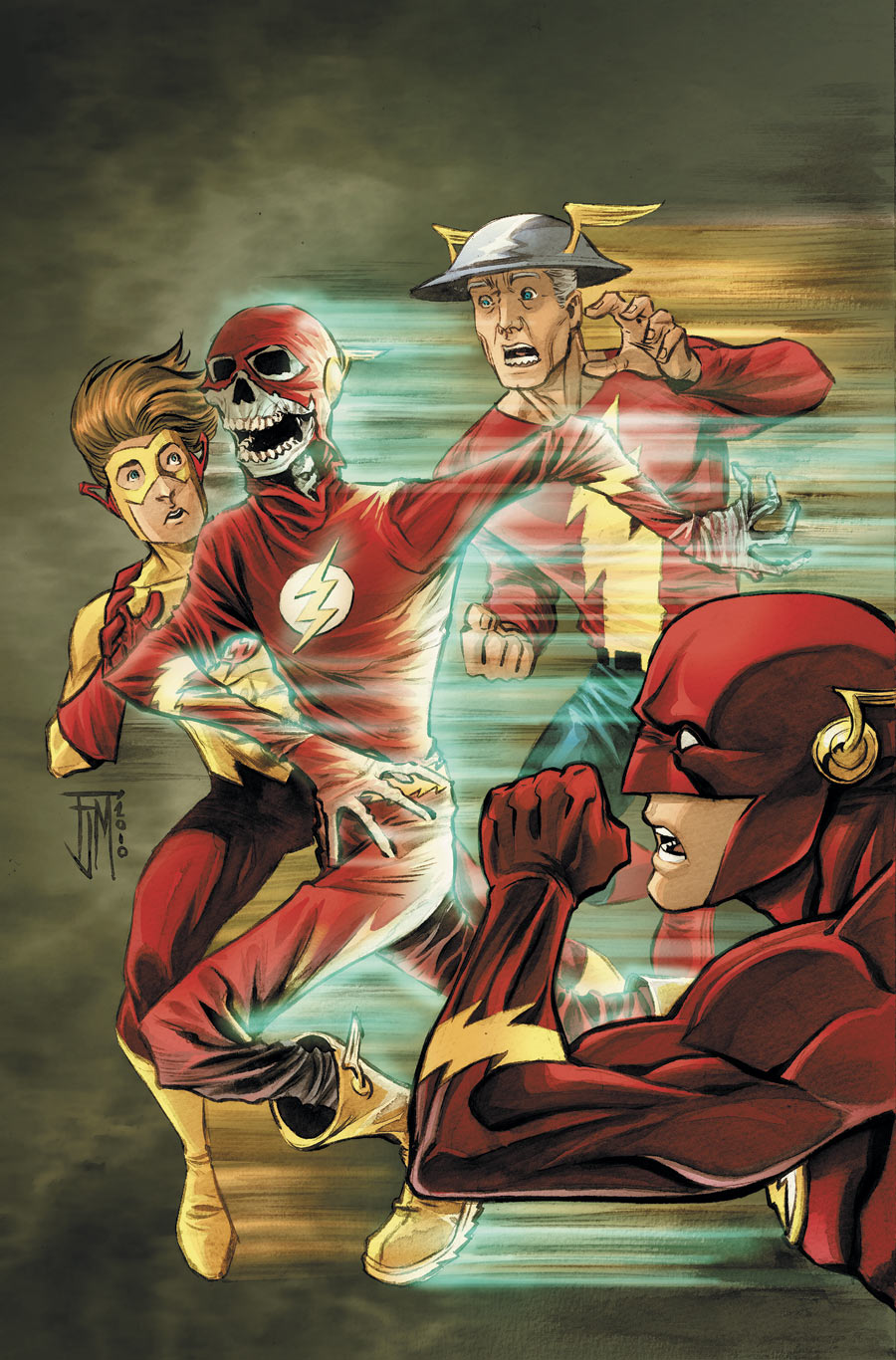 The Flash Vol 3 11