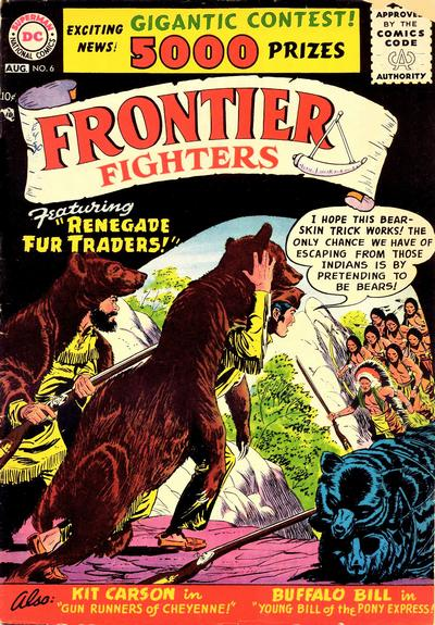 Frontier Fighters Vol 1 6