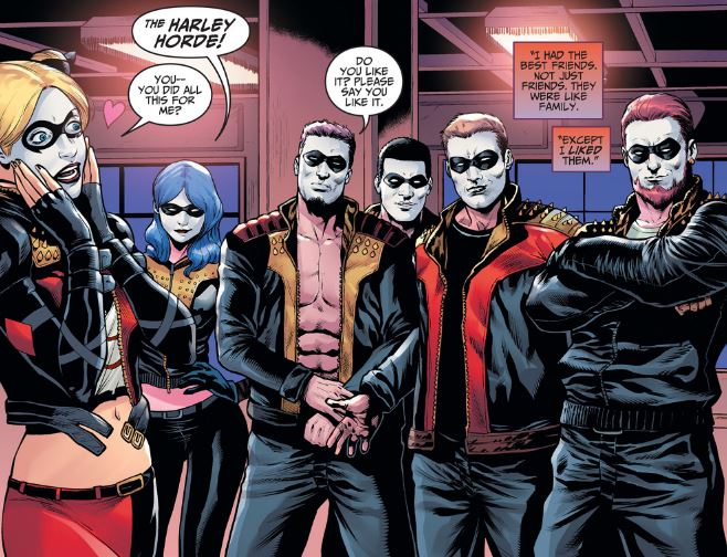 Harley Horde (Injustice)