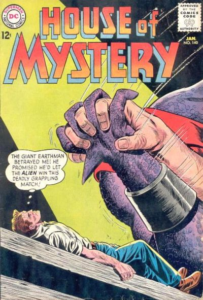House of Mystery Vol 1 140