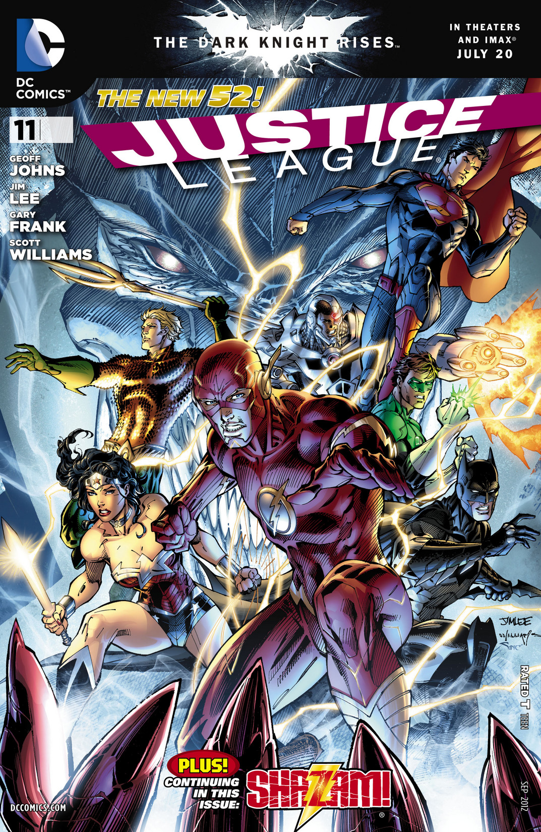 Justice League Vol 2 11