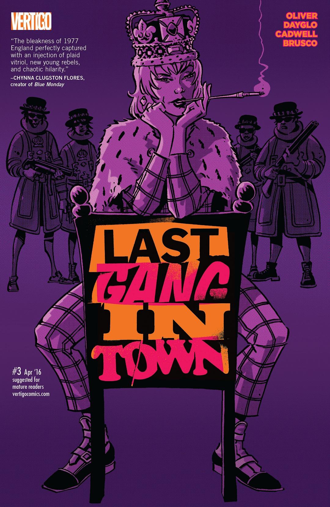 Last Gang in Town Vol 1 3
