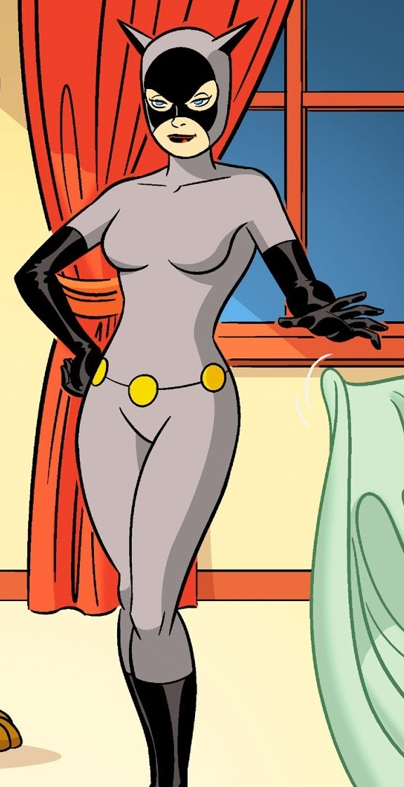 Selina Kyle (Scooby-Doo Team-Up)