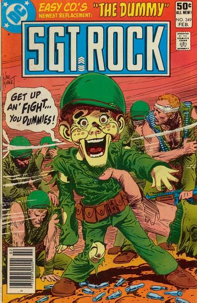 Sgt. Rock Vol 1 349