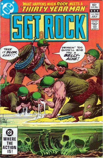 Sgt. Rock Vol 1 366