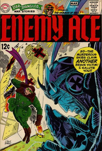 Star-Spangled War Stories Vol 1 143