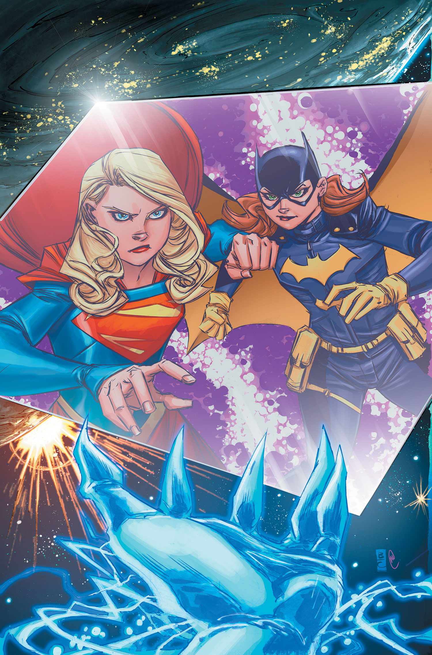 Supergirl Vol 7 9 Textless.jpg