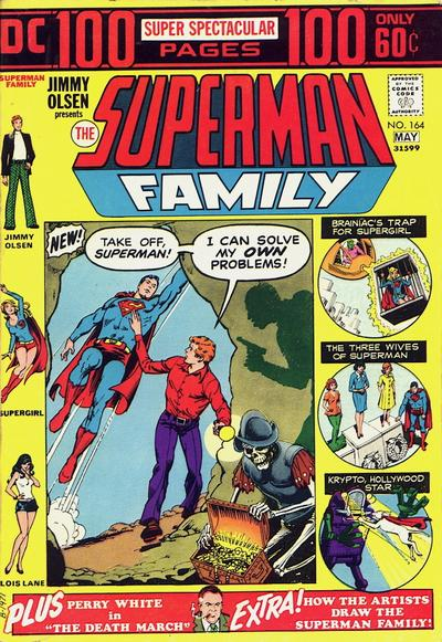 Superman Family Vol 1