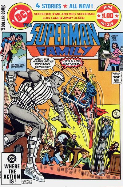 Superman Family Vol 1 219