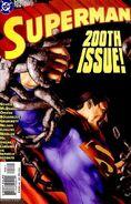 Superman v.2 200