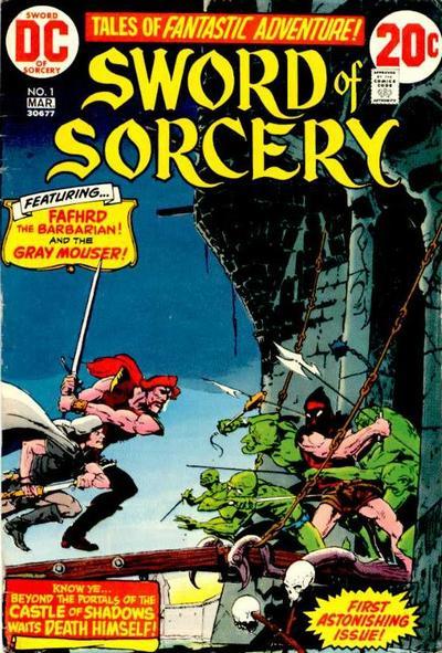 Sword of Sorcery Vol 1