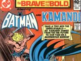 The Brave and the Bold Vol 1 157