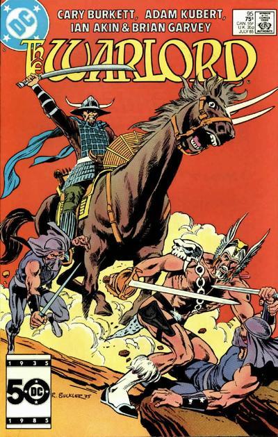 Warlord Vol 1 95