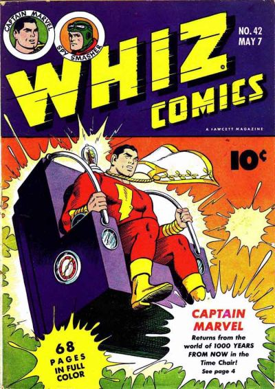 Whiz Comics Vol 1 42