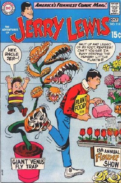 Adventures of Jerry Lewis Vol 1 114