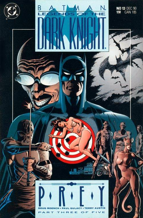 Batman: Legends of the Dark Knight Vol 1 13
