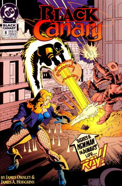 Black Canary Vol 2 8