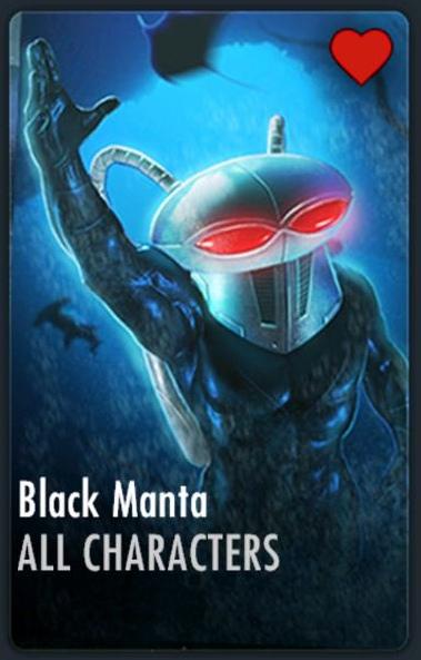 Black Manta (Injustice: Earth One)