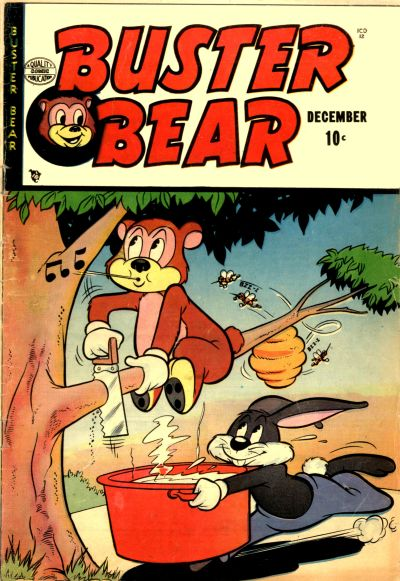 Buster Bear Vol 1