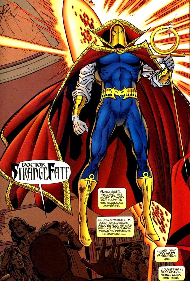 Charles Xavier (Amalgam Universe)