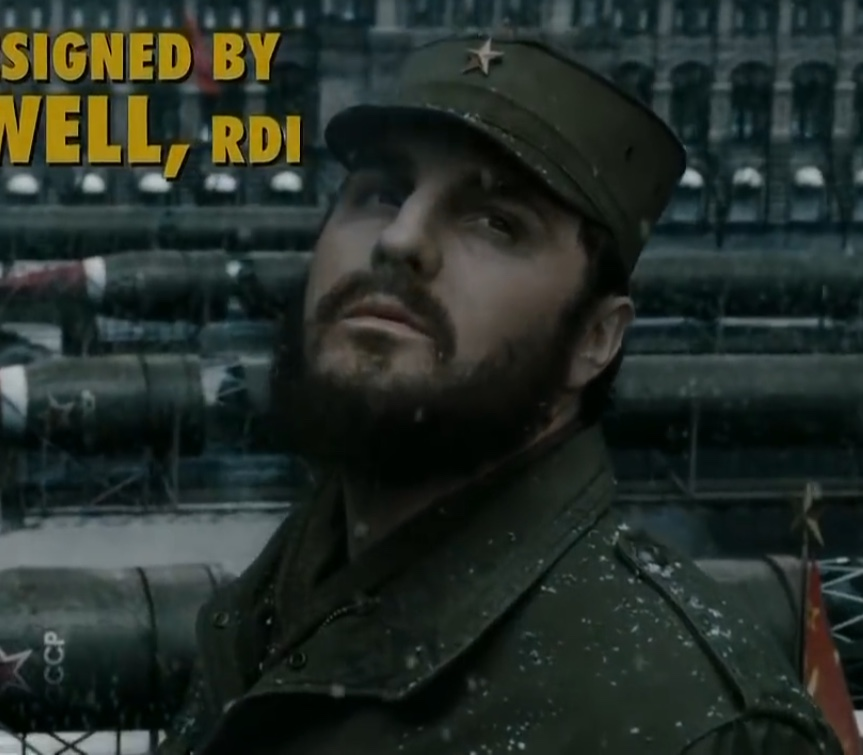 Fidel Castro (Watchmen Movie)