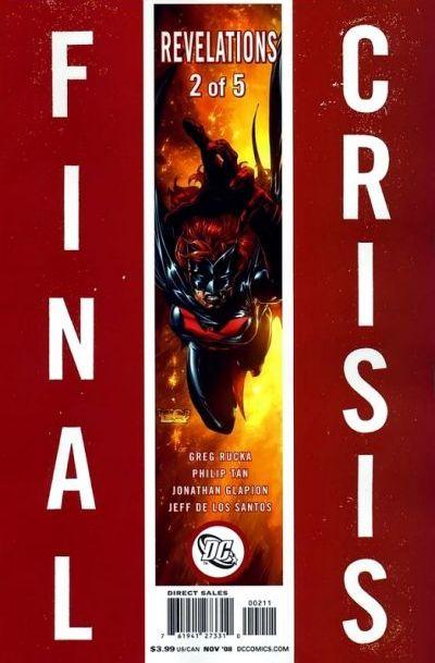 Final Crisis: Revelations Vol 1 2
