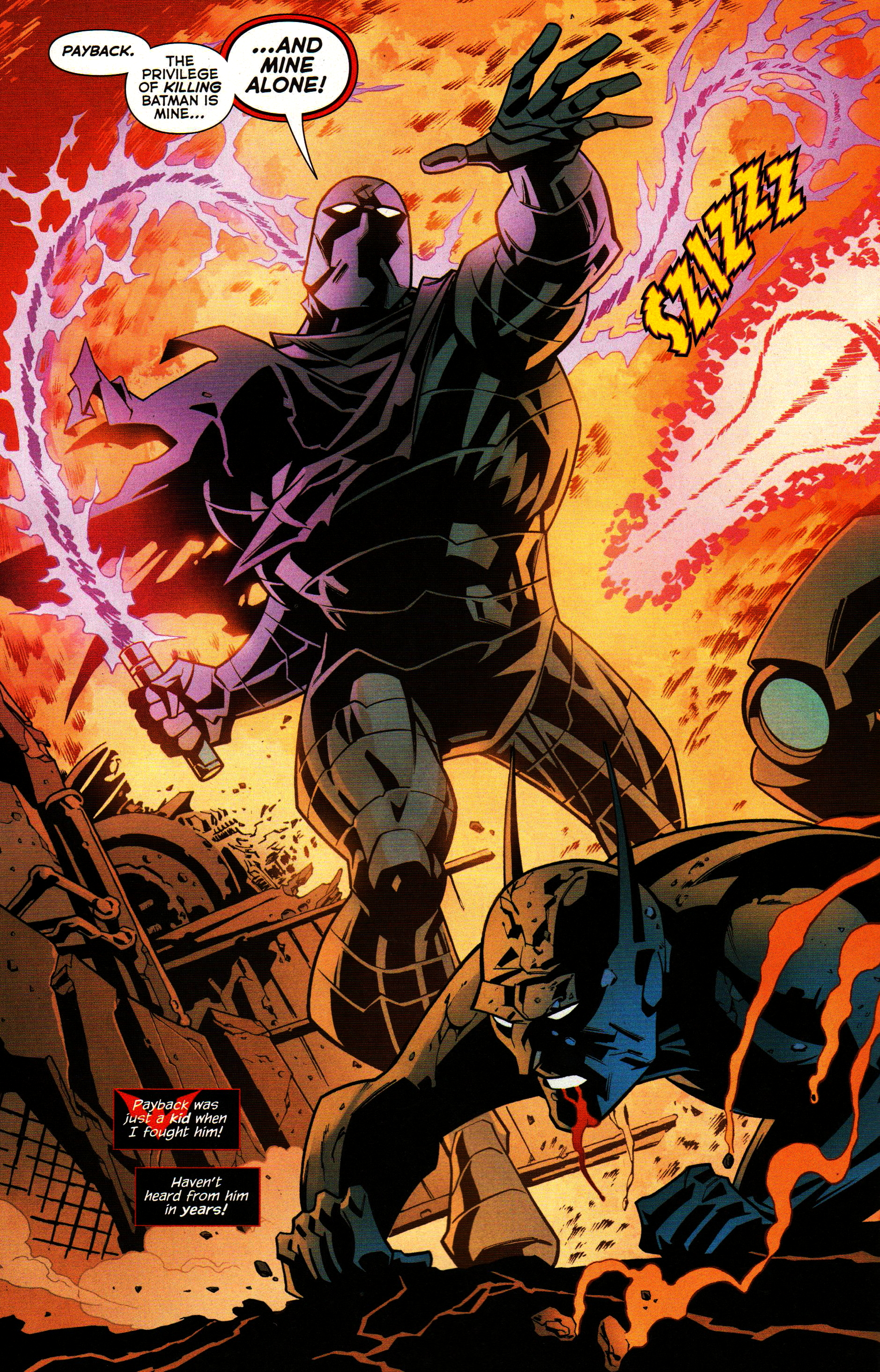 Gray Stanton (Futures End)