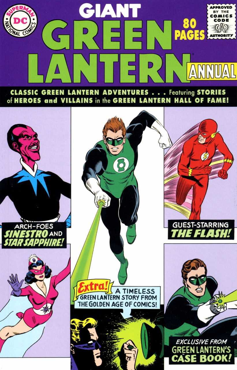 Green Lantern Annual Vol 2 1