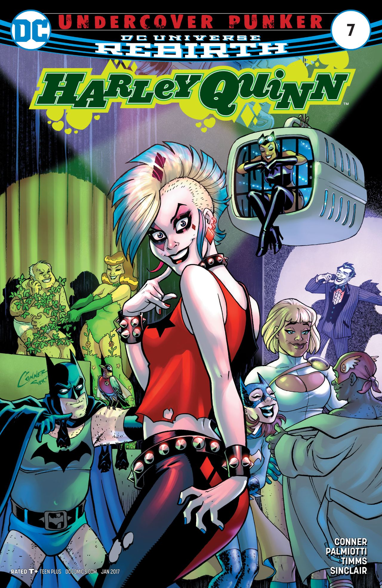 Harley Quinn Vol 3 7