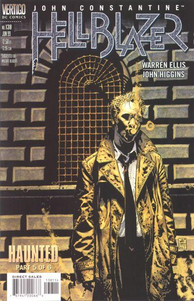 Hellblazer Vol 1 138
