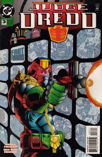 Judge Dredd Vol 1 3
