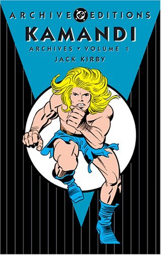 Kamandi Archives Vol. 1 (Collected)